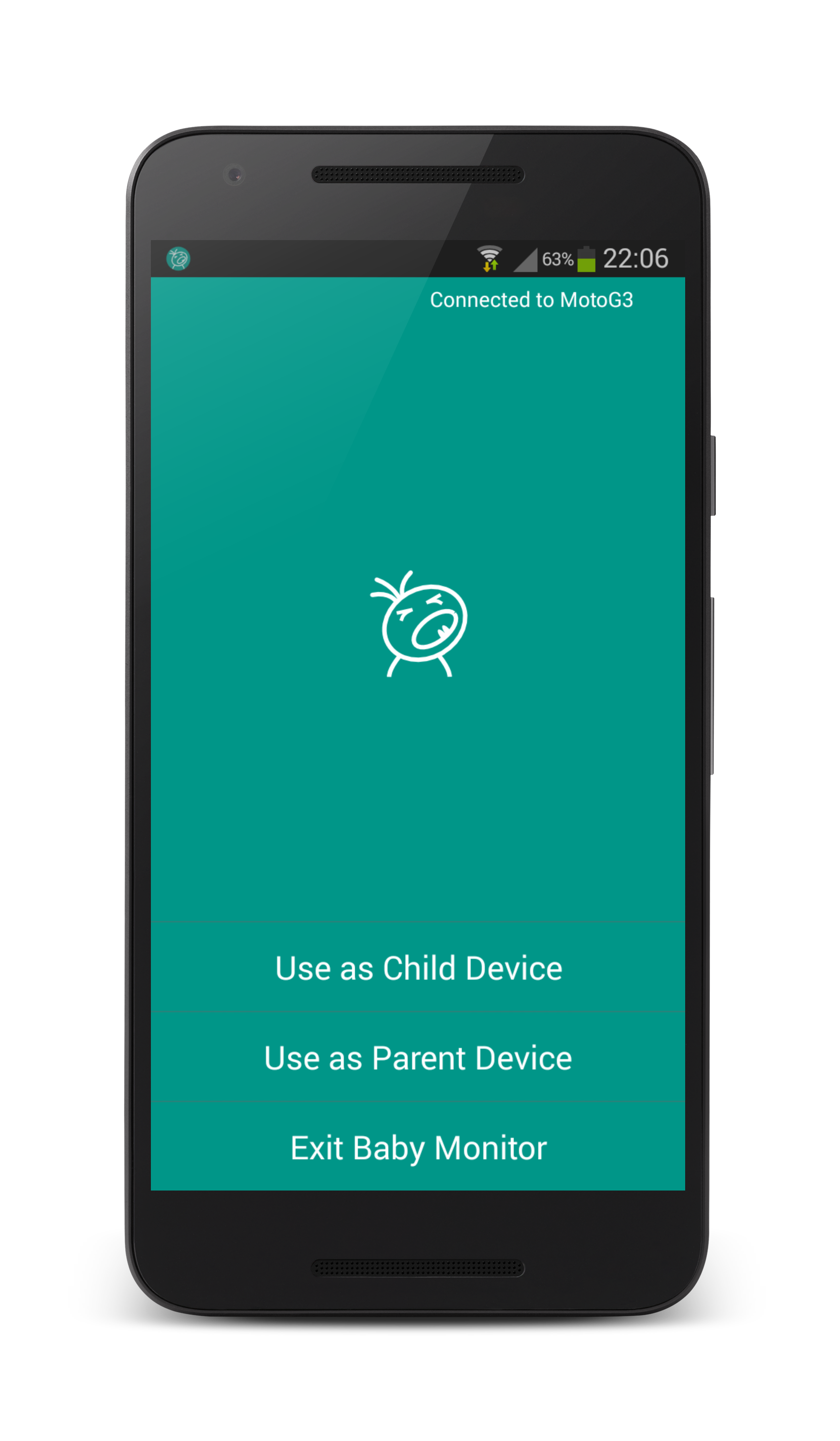 Use any Device as a Baby Monitor